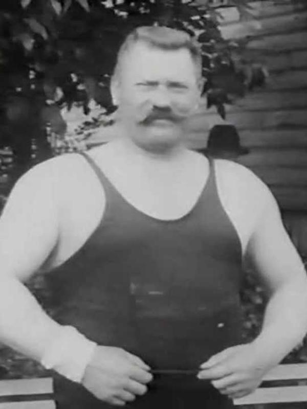 Поддубный фото борца